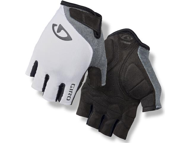 Giro Jag'ette Gloves Dame white/titanium